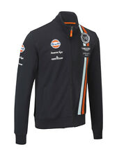 Aston Martin Racing Gulf Le Mans Sweatshirt MENS 2014 - Brand New & Official