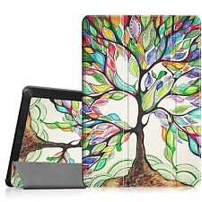 """Fintie Tri-fold SmartShell Case Cover For Fire HD 6"""" 2014 Model Wake/Sleep Stand"""