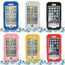 """HOT Waterproof Dirt Snow Proof Durable PC TPE Case Cover for iPhone 6 Plus 5.5"""""""