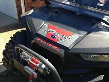 2015 to Present - Polaris RZR 900 Front and Rear Inlays / Decals / Logo