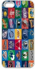 New Durable NBA Teams Logo Case for iPhone 3G 4G 5G 5C 6 Galaxy S3 S4 S5 Ipod