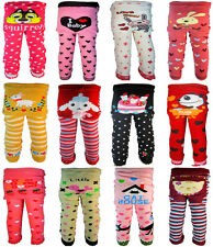 Baby boys girls Warmer Cartoon socks Knitted PP pants ping 1