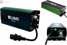 LUMII 250W 400W & 600W ELECTRIC DIGITAL DIMMABLE BALLAST GROW LIGHT HYDROPONICS