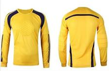 Luwint Soccer Goalkeeper Jersey Goalie GK Shirt NEW Long Sleeve Pad Youth Adult