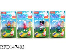 GEORGE PIG TOY FIGURES CHARACTER PEPPA PLAYSET PEPPA NEW