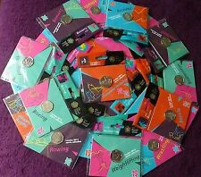 2012 London Olympic 50p Coins by Royal Mint free postage summer Olympics