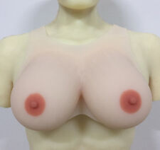 New design CD Breast Forms for TG fake boobs TV all size Silicone Breast Forms