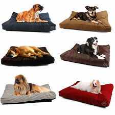 New Do It Yourself Pet Bed Cover Dog Bed Zipper Cover 6 Material L XL Cover Only