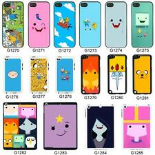 Adventure Time cover case for Apple iPhone iPod & iPad No. 28