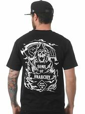 Metal Mulisha Sons of Anarchy Black Sons T-Shirt