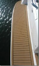 Beneteau Swim Platform Made to Measure Synthetic Wood Boat Deck Replacement