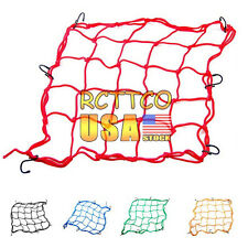 Fast Ship New 5 Color Motorcycle Parts Rear Helmet Elastic Web Cargo Nets Mesh