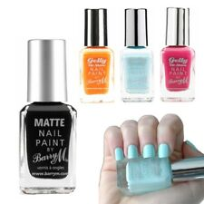 Barry M MakeUp - Nail Paint Nail Varnish Gelly Effects Collection Colours Shade