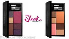 Sleek Make Up Eye & Cheek Palette 2 Assorted Types to Choose From - New Product
