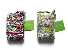 Vera Bradley CARRY IT ALL Wristlet Viva la Vera & Watercolor Mobile Phones, NEW