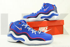 Nike Air Zoom Flight 96 Allen Iverson Sixers 76 Game Royal/Red-White 317980-400