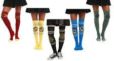 Harry Potter Over The Knee High Socks (Choose Your House)