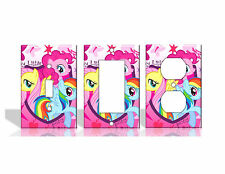 My Little Pony Light Switch Covers Home Decor Outlet