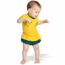 Australian Wallabies Baby Girls Footysuit 'Select Size' 000-2 BNWT Infant