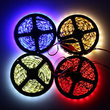 2x5M Super Bright 2835 SMD 600 LEDs White Red Blue 10M LED Strip Lihgt DC 12V