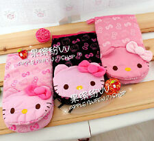 1pcs Hello Kitty Cotton Quilted Hot Mitt Oven Kitchen Cooking&Microwave Gloves