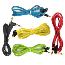 Replacement  3.5mm Audio AUX Cable Cord Lead for BEATS STUDIO SOLO PRO