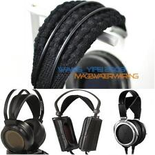 Hand-Knit Pure Wool Headband Cushion For STAX SRS SR Serise Headphones Headsets