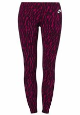 Wmns Nike Leggings Leg A See Allover Womens Print 586399 507 Just Do It