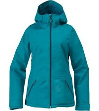 Burton Riders Womens THEORY Jacket Vista Green Med &  Lge