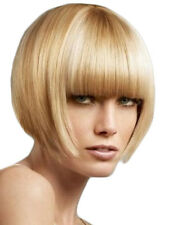 100% HUMAN HAIR CLIP IN ON FRINGE BANGS  *4 THICKNESS OPTIONS* 11 COLOUR CHOICES