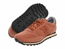 Saucony Originals Jazz Low Pro Vegan Sneakers. Brown. Multi sizes.