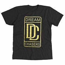 Dream Chasers Gold - Meek Mill Hip-Hop Rap Dope T-Shirt Trill Philly
