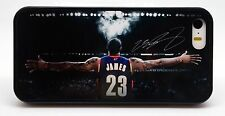LEBRON JAMES CAVALIERS NBA BASKETBALL PHONE CASE FOR iPHONE 6 6 PLUS 5 5S 5C 4S