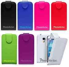 Flip Leather Case Cover & Screen Protector For Samsung Galaxy ACE 4 G357