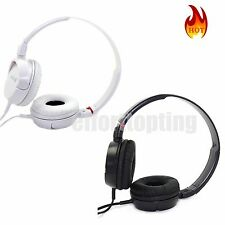 FOR SONY MDR-ZX100 Tested Sound Great Very Good Condition HEADBAND HEADPHONES EF
