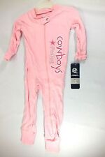 DALLAS COWBOYS NFL BABIES PINK ONESIES NEW BY COWBOYS AUTHENTIC A-12