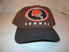 NWT Cleveland Browns NFL Adult Cap Hat Embroidered Logo