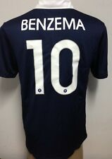 NEW!!! WORLD CUP 2014 ORIGINAL FRANCE HOME SOCCER JERSEY BENZEMA #10