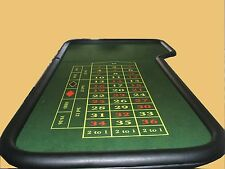 Custom made Roulette table tops