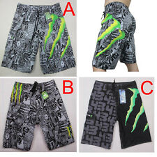 Men Boardshorts Surf Board Shorts Swim Wear Beach Sports Trunks Pants SZ 30-38 M