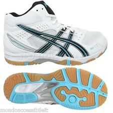 SCARPE ASICS PALLAVOLO VOLLEY GEL TASK MT B353 0140 SHOES WOMAN