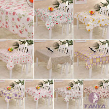 Disposable Oil Waterproof Tablecloths Tablecloth Fang Roundtable