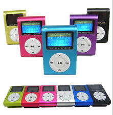 "New 2/4/8/16/32GB Slim Mp3 Mp4 Player 1.8"" LCD Screen Recorder FM Radio Games"
