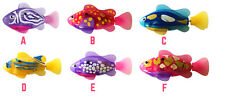 NEW 2014 !!   LED Robo Electric Fish Water Activated Kids Toy CLOWN !!!!