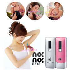 Professional New No No Hair 8800 Removal System Kit Full Body Hair Epilator