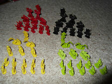 Spare/replacement pieces for RISK Lord of the Rings Edition-Eagles, Riders, Orcs