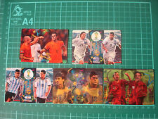 DOUBLE TROUBLE PANINI Adrenalyn XL Fifa World Cup BRAZIL 2014 Trading Cards