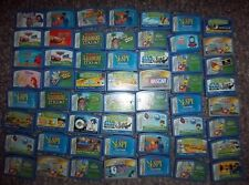 Leapster games for Leapster leapster2 & L-Max only~$3.99 EA~TESTED & CLEANED