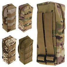 HOT Outdoor Sport Camping Hiking Military Tactical Water Bottle Waist Pouch Bag