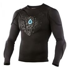 661 sub GEAR Camicia A Maniche Lunghe Nero-MOUNTAIN BIKE BODY ARMOUR protezione